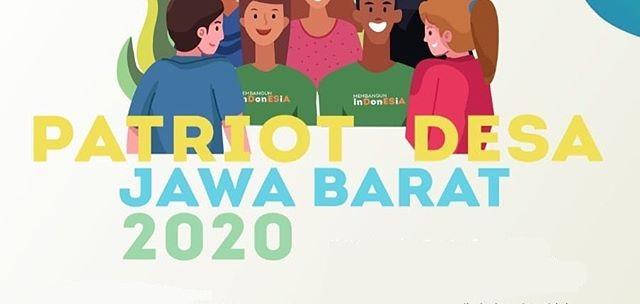 Info Rekrutmen Patriot Desa Jawa Barat 2020