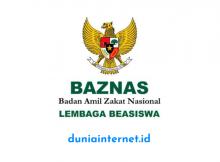 Beasiswa Terbaru Cendekia BAZNAS Dalam Negeri Tahun 2020