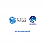 Beasiswa Digital Talent Kemenkominfo April 2020 Pelatihan Gratis