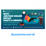 Online Job Fair Relasio.com Mei 2020 Session 8